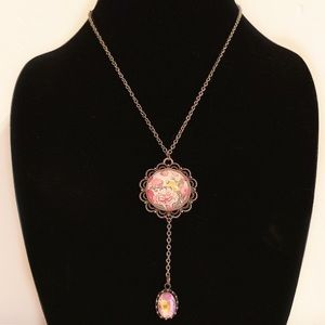 New Handcrafted Antique Pendant Necklace